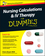 Nursing Calculations and IV Therapy For Dummies - UK, UK Edition (1119114160) cover image