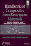 Handbook of Composites from Renewable Materials, Physico-Chemical and Mechanical Characterization (1119223660) cover image