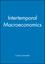Intertemporal Macroeconomics (1557863660) cover image