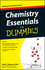 Chemistry Essentials For Dummies (0470618361) cover image