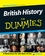 British History for Dummies, 2nd Edition (0470687061) cover image