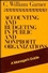 Accounting and Budgeting in Public and Nonprofit Organizations: A Manager's Guide (1555423361) cover image