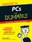 PCs For Dummies Quick Reference, 4th Edition (0470115262) cover image