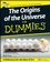 The Origins of the Universe for Dummies (0470516062) cover image