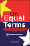 On Equal Terms: Redefining China's Relationship with America and the West (0470828862) cover image