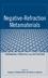 Negative-Refraction Metamaterials: Fundamental Principles and Applications (0471601462) cover image