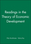 Readings in the Theory of Economic Development (0631220062) cover image