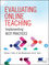 Evaluating Online Teaching: Implementing Best Practices (1118910362) cover image