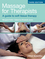 Massage for Therapists: A Guide to Soft Tissue Therapy, 3rd Edition (1405159162) cover image