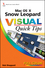 Mac OS X Snow Leopard Visual Quick Tips  (0470574763) cover image
