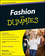 Fashion For Dummies (0470595663) cover image