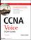CCNA Voice Study Guide: Exam 640-460 (0470631163) cover image