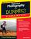Digital SLR Photography eLearning Kit For Dummies (1118160363) cover image