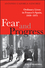 Fear and Progress: Ordinary Lives in Franco's Spain, 1939-1975 (1405133163) cover image