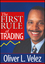 The First Rule of Trading (1592803563) cover image
