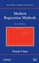 Modern Regression Methods, 2nd Edition (0470081864) cover image