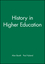 History in Higher Education (0631191364) cover image