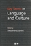 Key Terms in Language & Culture (0631226664) cover image