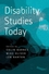 Disability Studies Today (0745626564) cover image