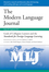 Goals of Collegiate Learners and the Standards for Foreign Language Learning (1118870964) cover image