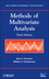 Methods of Multivariate Analysis, 3rd Edition (0470178965) cover image
