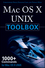 MAC OS X UNIX Toolbox: 1000+ Commands for the Mac OS X (0470478365) cover image