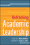 Reframing Academic Leadership (0787988065) cover image