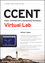 CCENT Cisco Certified Entry Networking Technician Virtual Lab (ICND1 Exam 640-822) Downloadable Edition (1118534565) cover image