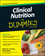 Clinical Nutrition For Dummies (1118665465) cover image