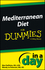 Mediterranean Diet In a Day For Dummies (1118715365) cover image