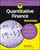 Quantitative Finance For Dummies (1118769465) cover image