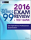Wiley Series 99 Exam Review 2016 + Test Bank: The Operations Professional Qualification Examination (1119112265) cover image