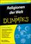 Religionen der Welt für Dummies, 2. Auflage (3527697365) cover image