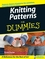 Knitting Patterns For Dummies (0470045566) cover image