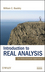 Introduction to Real Analysis: An Educational Approach (0470371366) cover image