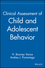 Clinical Assessment of Child and Adolescent Behavior (0471380466) cover image