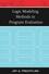 Logic Modeling Methods in Program Evaluation (0787981966) cover image