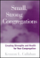Small, Strong Congregations: Creating Strengths and Health for Your Congregation (1118594266) cover image