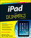 iPad For Dummies, 6th Edition (1118723066) cover image