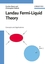 Landau Fermi-Liquid Theory: Concepts and Applications (3527617167) cover image