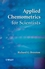 Applied Chemometrics for Scientists (0470016868) cover image