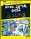 HTML, XHTML & CSS For Dummies, 6th Edition (0470388668) cover image