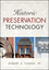 Historic Preservation Technology: A Primer (0471788368) cover image