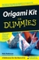 Origami Kit For Dummies (1119996368) cover image