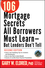 106 Mortgage Secrets All Borrowers Must Learn - But Lenders Don't Tell, 2nd Edition (0470152869) cover image