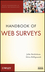 Handbook of Web Surveys (0470603569) cover image