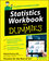 Statistics Workbook For Dummies (0764584669) cover image