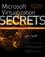Microsoft Virtualization Secrets (1118293169) cover image
