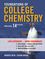 Foundations of College Chemistry, Binder Ready Version, Alternate 14th Edition (1118490169) cover image