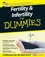 Fertility and Infertility For Dummies, UK Edition (1119998069) cover image